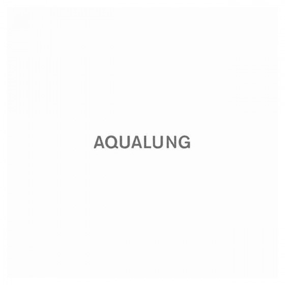 Aqualung Band Decal Sticker