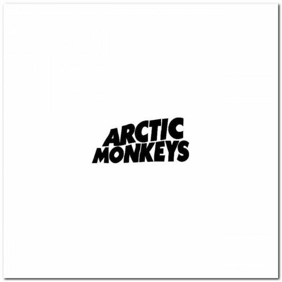 Arctic Monkeys S Band Logo...
