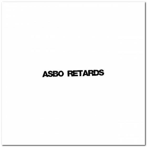 Asbo Retards Rock Band Logo...