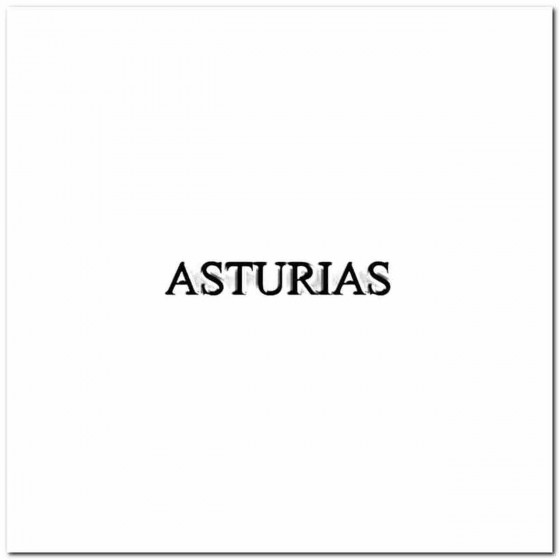 Asturias Rock Band Logo...