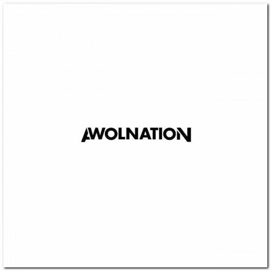 Awolnation Rock Band Logo...