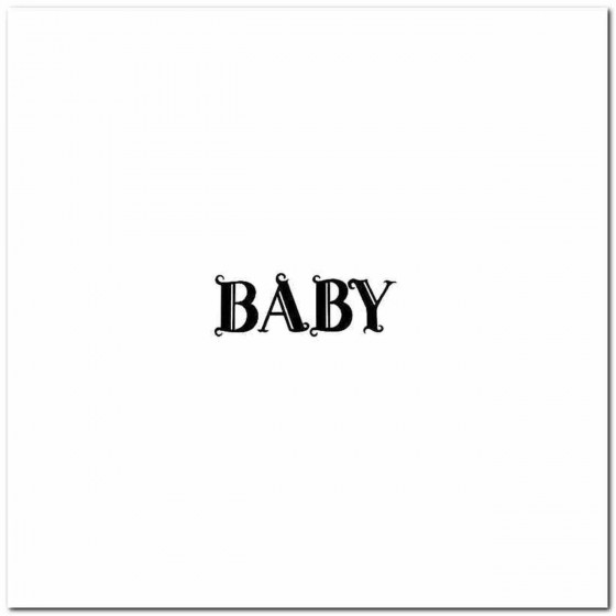 Baby Rock Band Logo Vinyl...