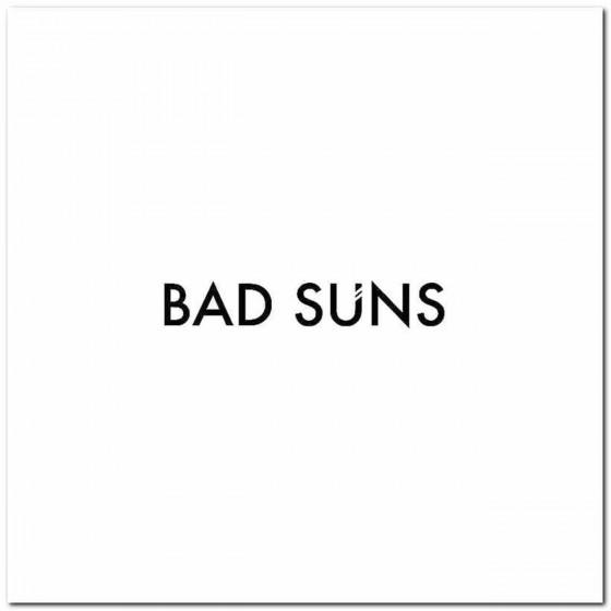 Bad Suns Rock Band Logo...