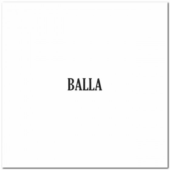 Balla Rock Band Logo Vinyl...
