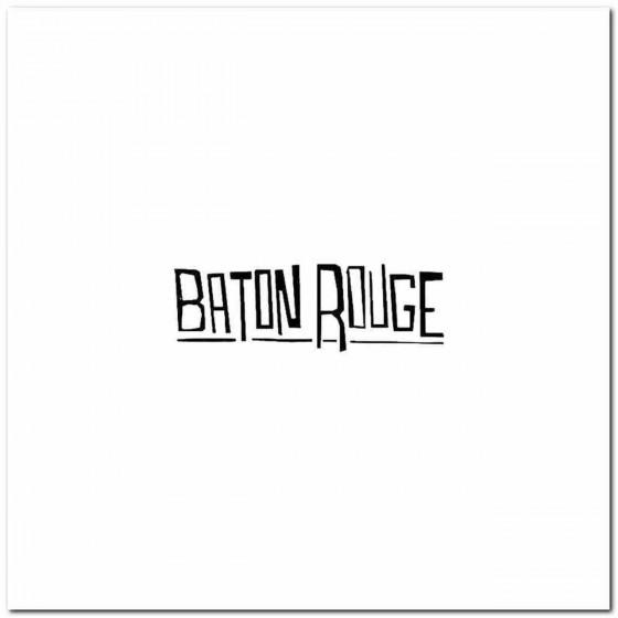 Baton Rouge Rock Logo Decal...