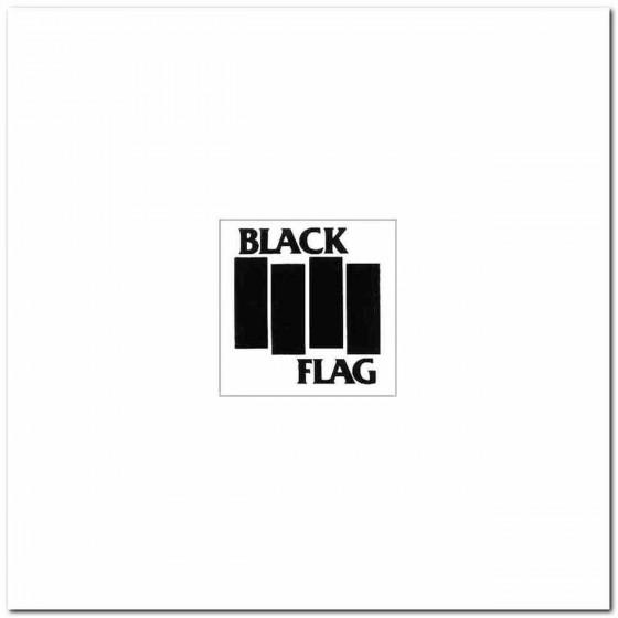 Black Flag Rock Logo Decal...