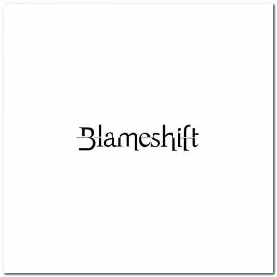 Blameshift Rock Logo Decal...
