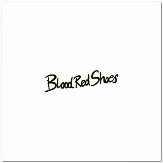 Blood Red Shoes Logo Vinyl...