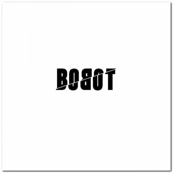Bobot Adrenaline Logo Vinyl...
