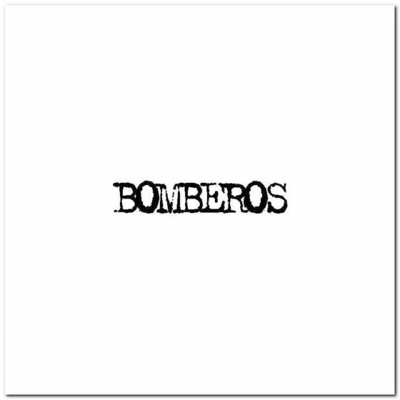Bomberos Logo Vinyl Band...