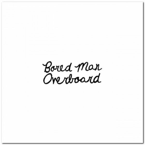 Bored Man Overboard Logo...