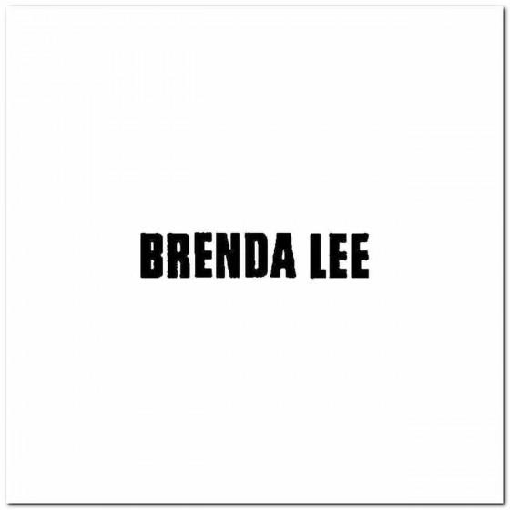 Brenda Lee Logo Vinyl Band...