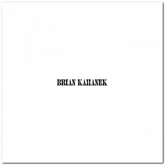 Brian Kahanek Logo Vinyl...