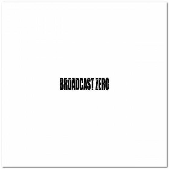 Broadcast Zero Logo Vinyl...