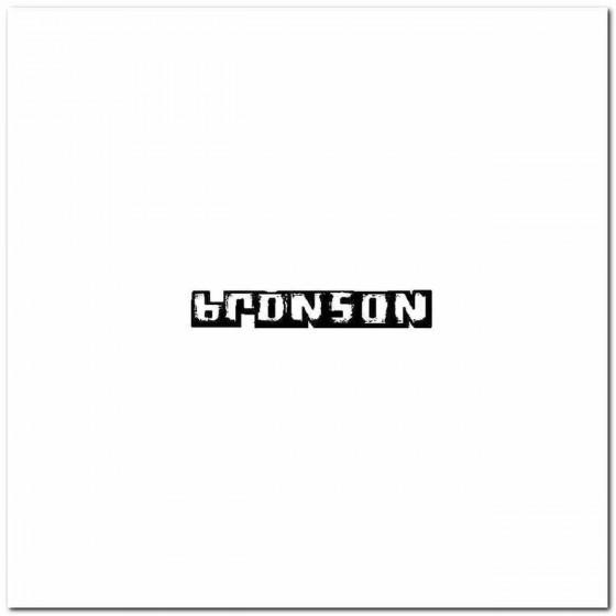 Bronson Usa Logo Vinyl Band...