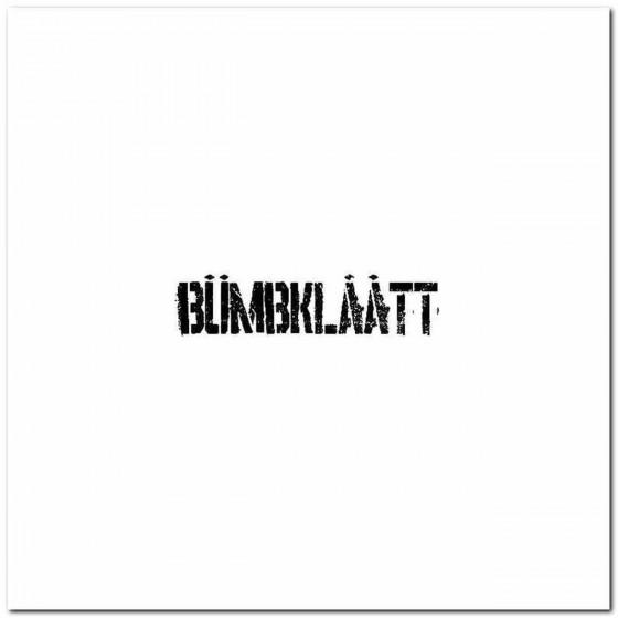 Bumbklaatt Logo Vinyl Band...