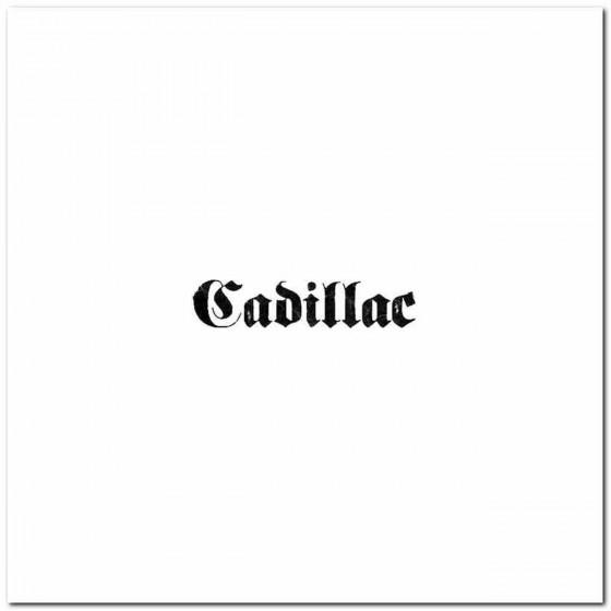 Cadillac Logo Decal Band...