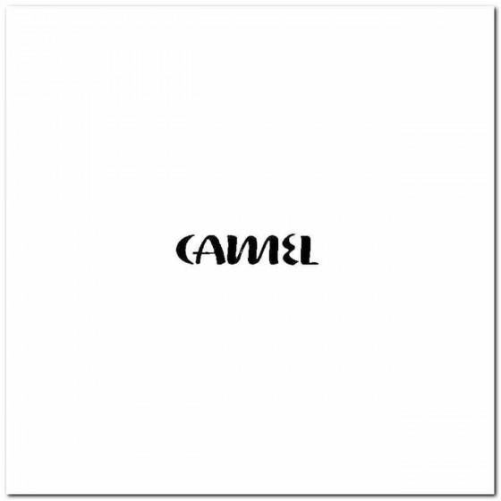 Camel Logo Vinyl Band Logo...