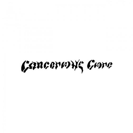 Cancerous Coreband Logo...
