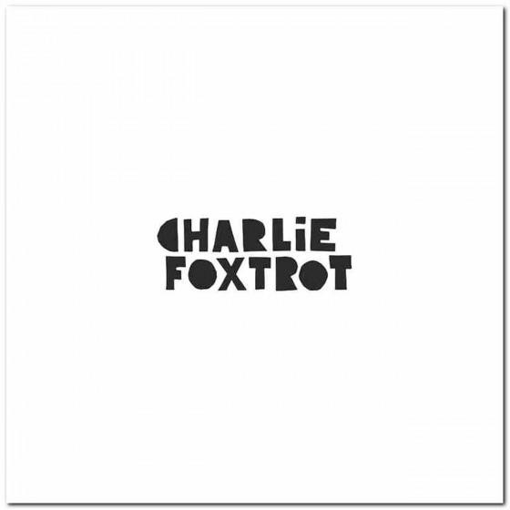 Charlie Foxtrot Rock Logo...