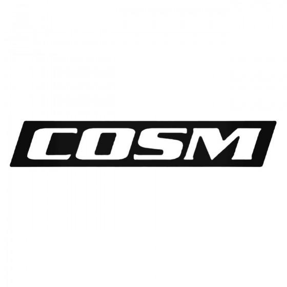 Cosm 2 Decal Sticker