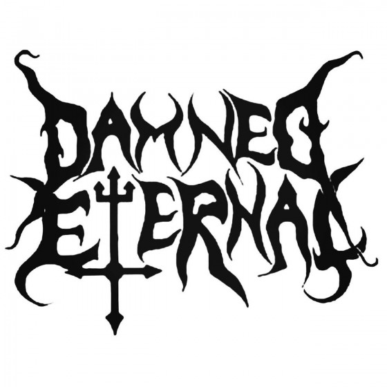 Damned Eternal Band Decal...