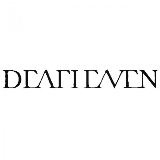 Deafheaven B Pop Band Decal...