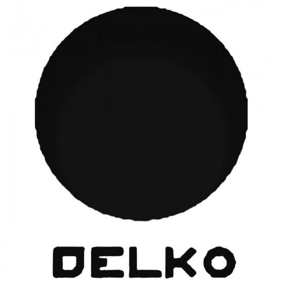 Delko Band Decal Sticker