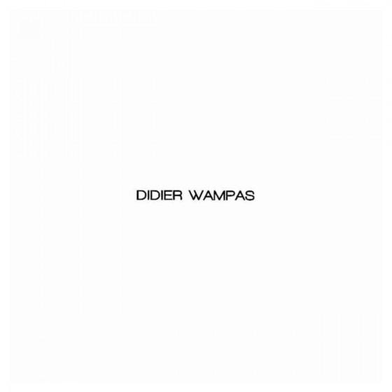 Didier Wampas Band Decal...
