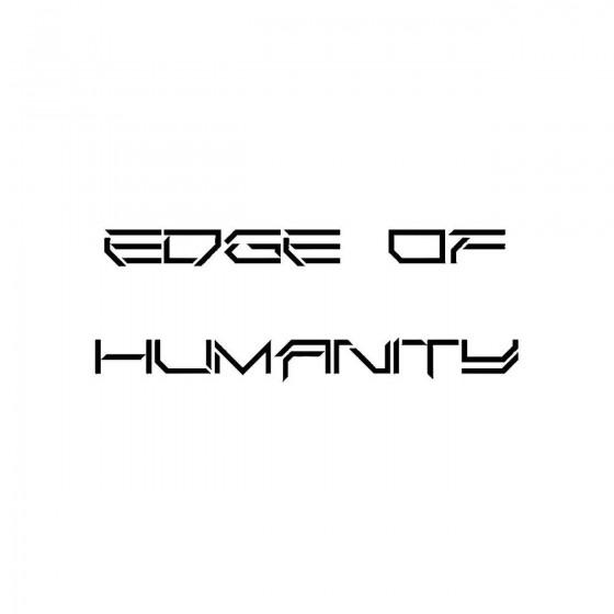Edge Of Humanityband Logo...