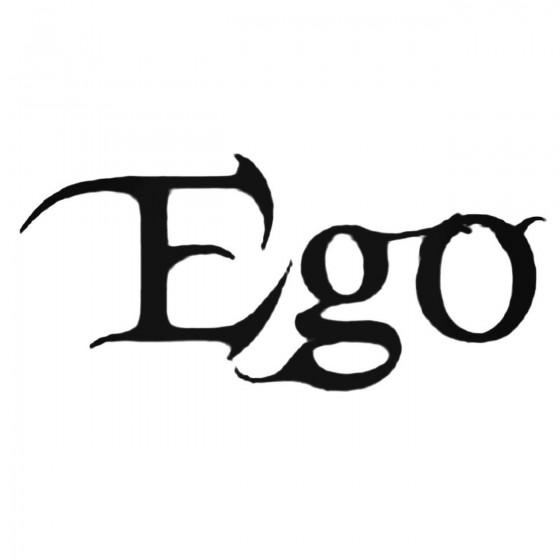 Ego Esp Band Decal Sticker
