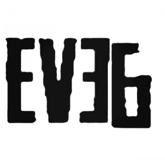 Eve Band Decal Sticker