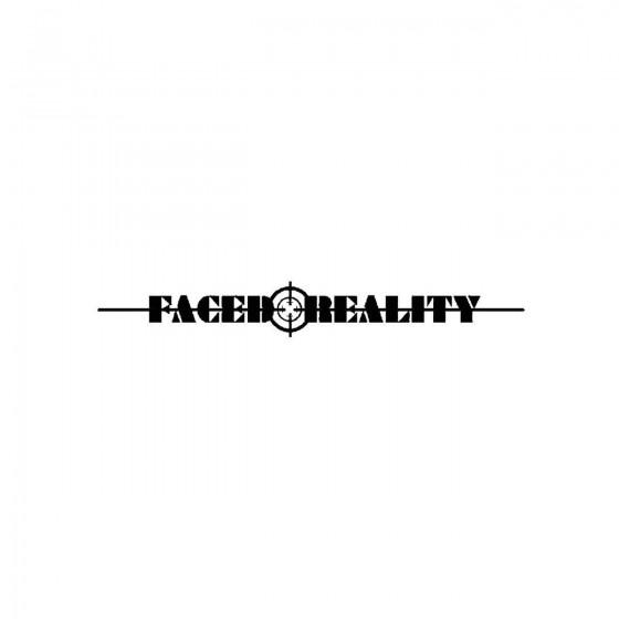Faced Realityband Logo...