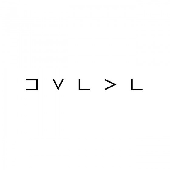 Fadedband Logo Vinyl Decal