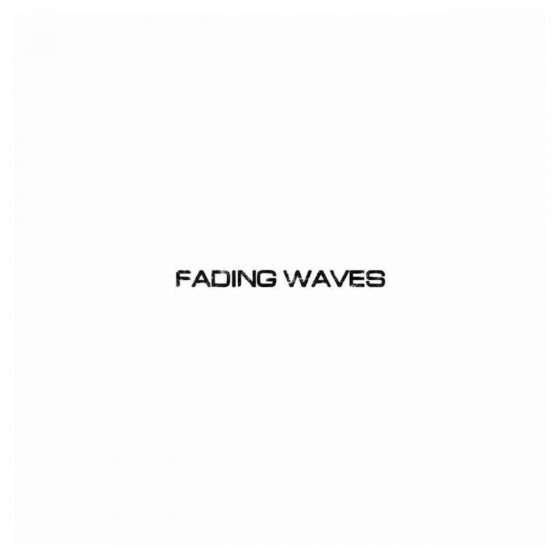 Fading Waves Band Decal...