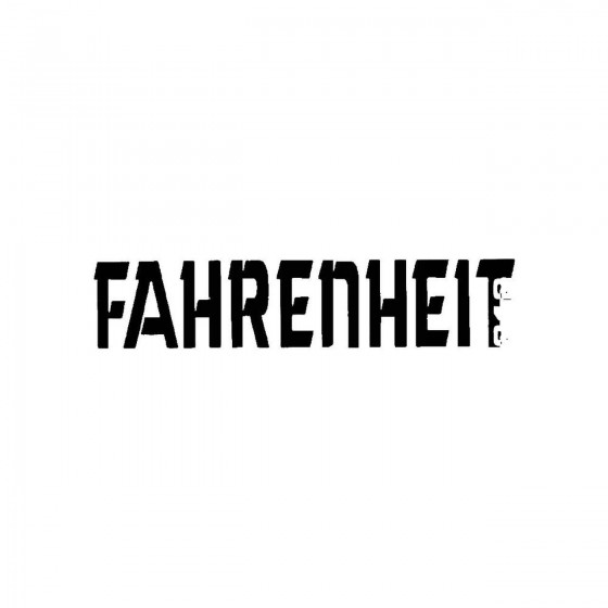 Fahrenheit 212band Logo...