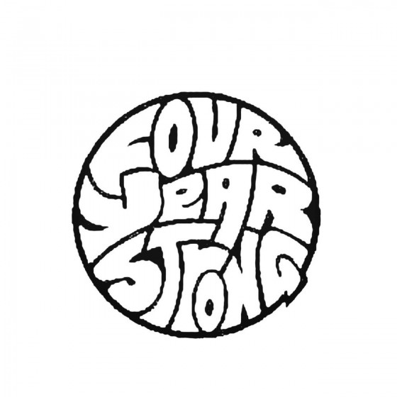 Four Year Strong Band Decal...
