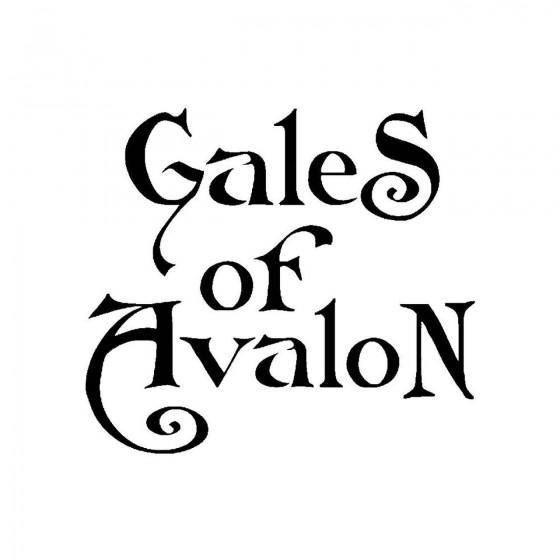 Gales Of Avalonband Logo...