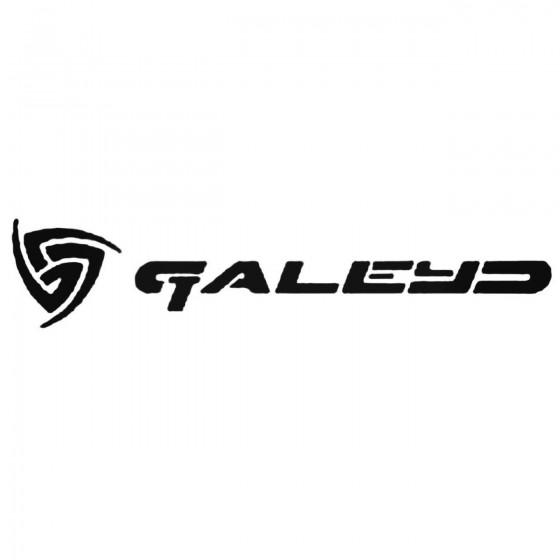 Galeyd Band Decal Sticker
