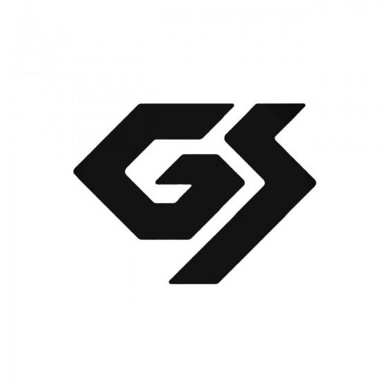 Gs Decal Sticker