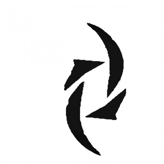 Halestorm Symbol Band Decal...