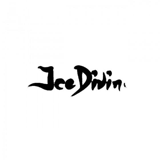Ice Divineband Logo Vinyl...