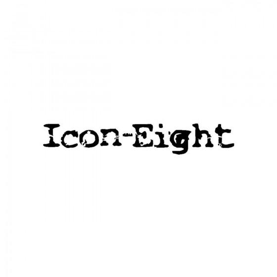 Icon Eightband Logo Vinyl...