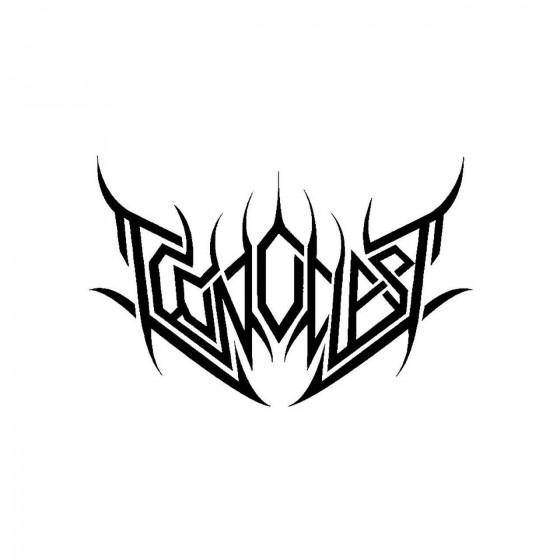 Iconoclastband Logo Vinyl...