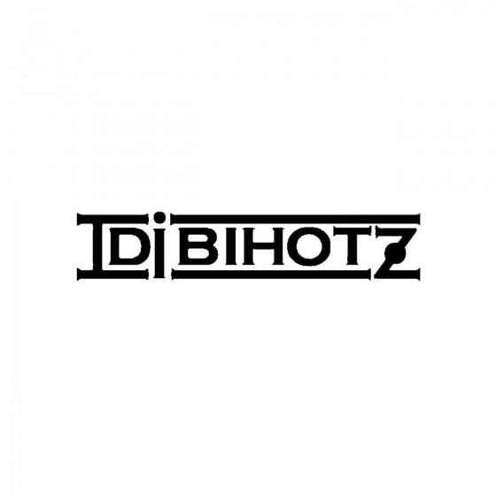 Idi Bihotzband Logo Vinyl...