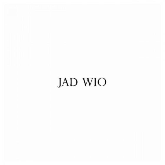 Jad Wio Band Decal Sticker