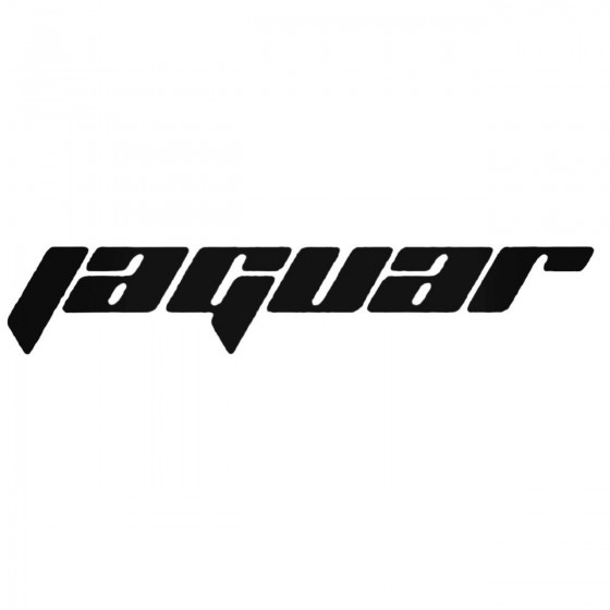Jaguar Band Decal Sticker
