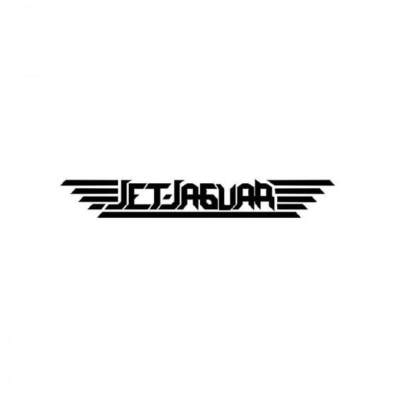 Jet Jaguarband Logo Vinyl...