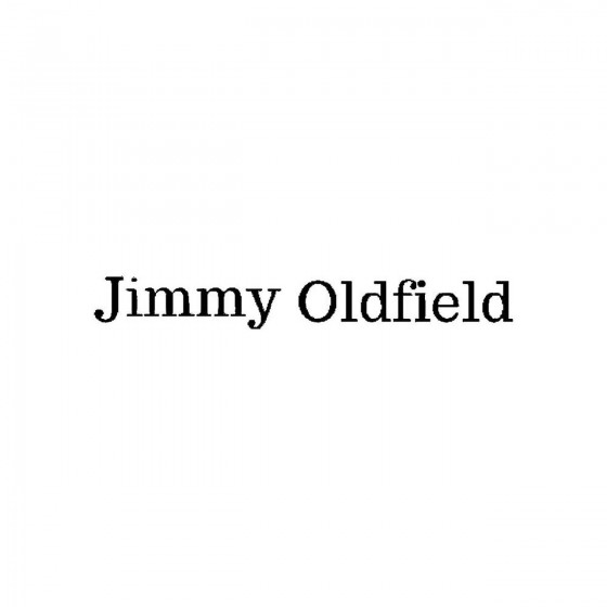 Jimmy Oldfieldband Logo...