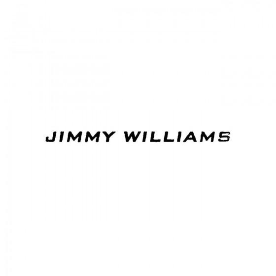 Jimmy Williamsband Logo...